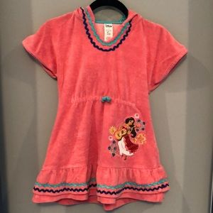 Disney Elena of Avalor Coverup in great condition